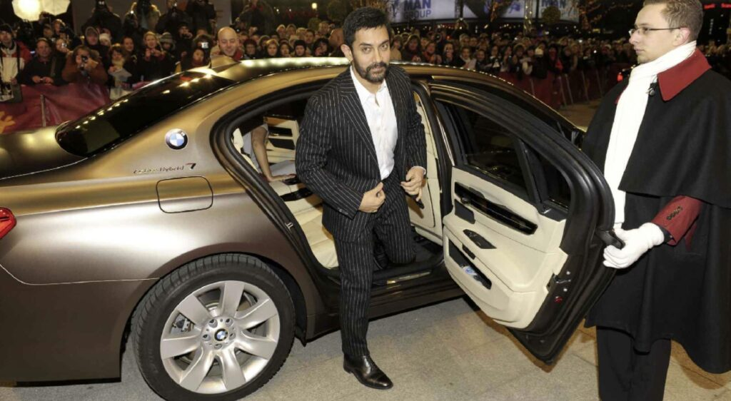 Aamir Khan For Car picture