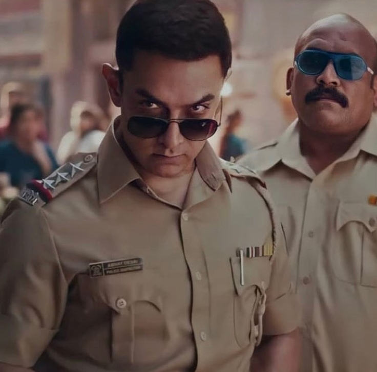 Aamir Khan pulice  picture