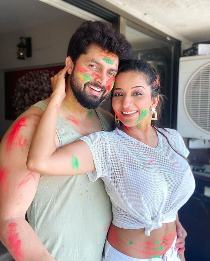 Antara Biswas Bf holiday picture