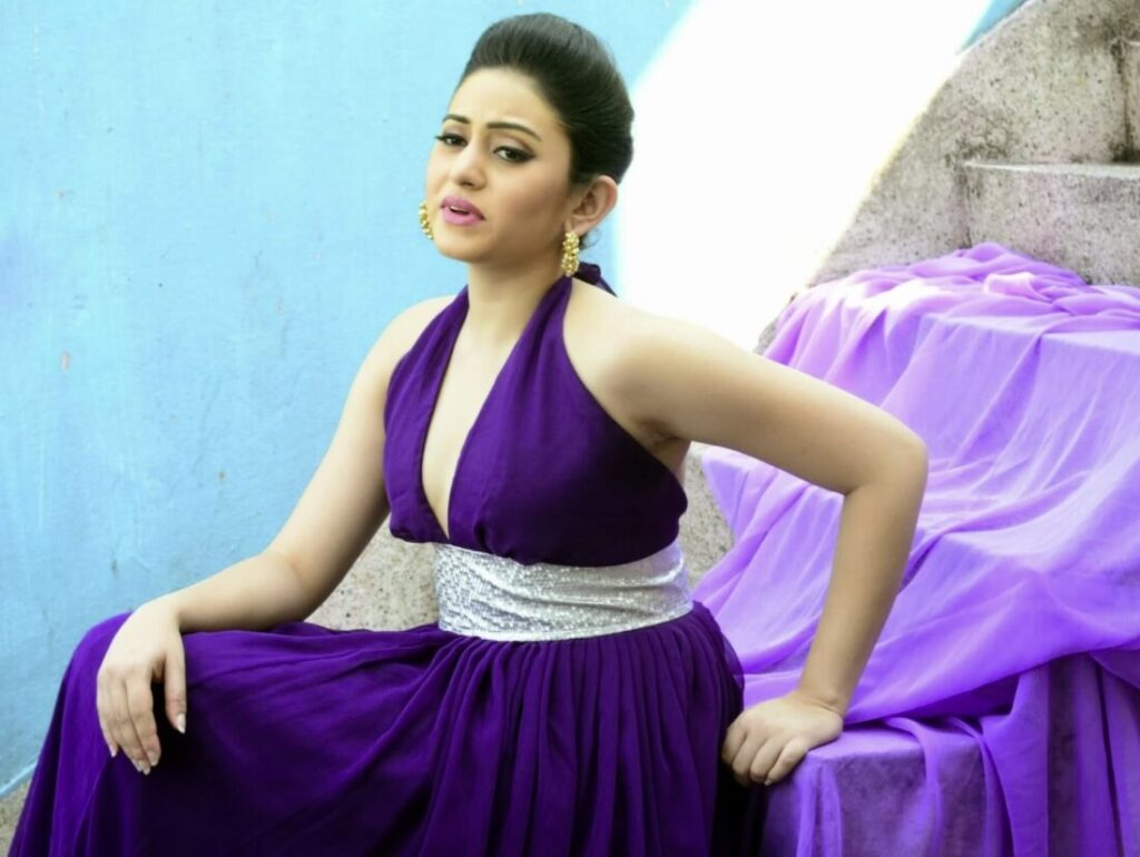 Ridhima Ghosh  HD song picture